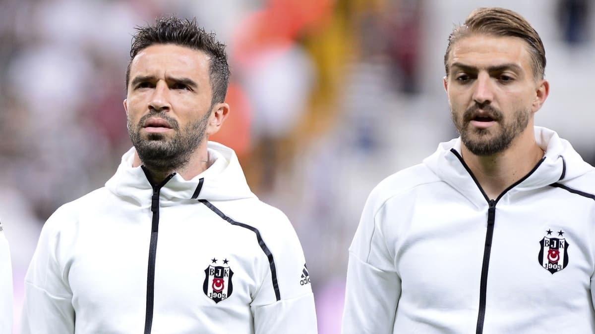 Caner Erkin ve Gökhan Gönül Fenerbahçe'de