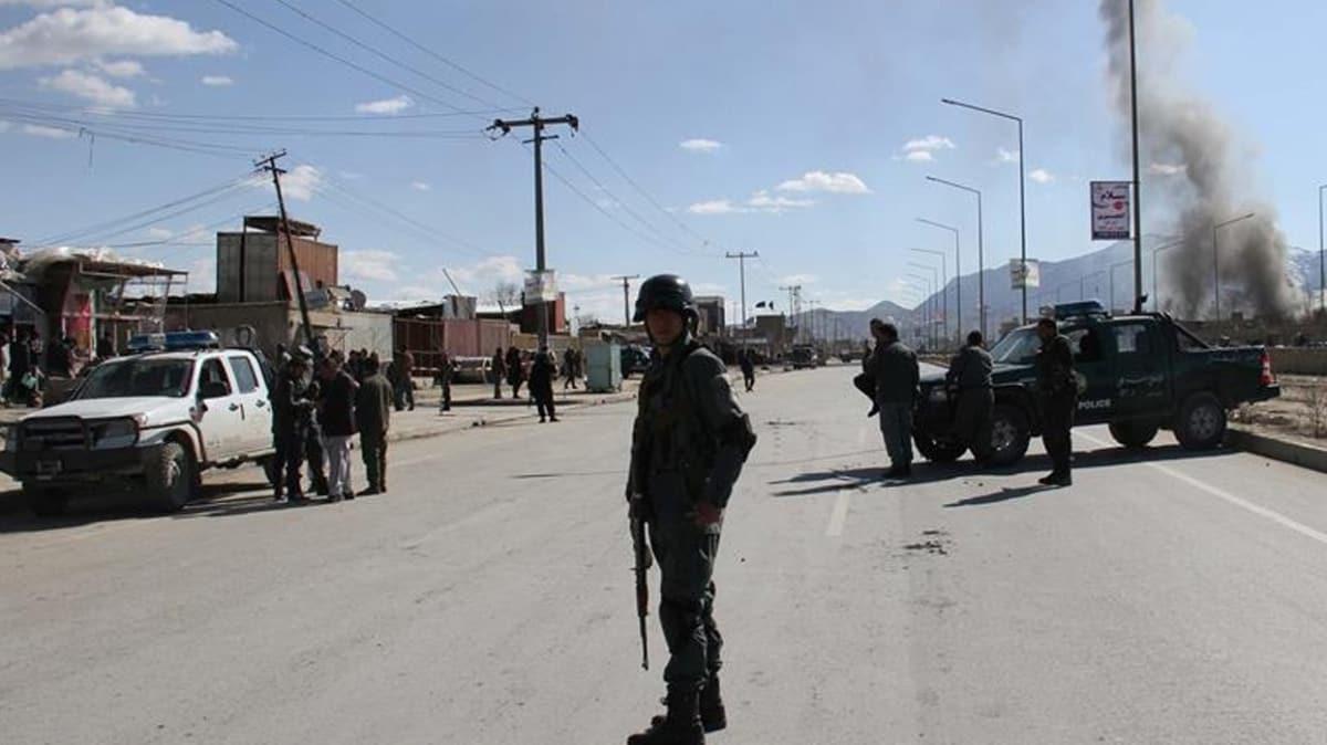 Afganistan'da Taliban saldırısında 4 polis öldü, 9 polis yaralandı