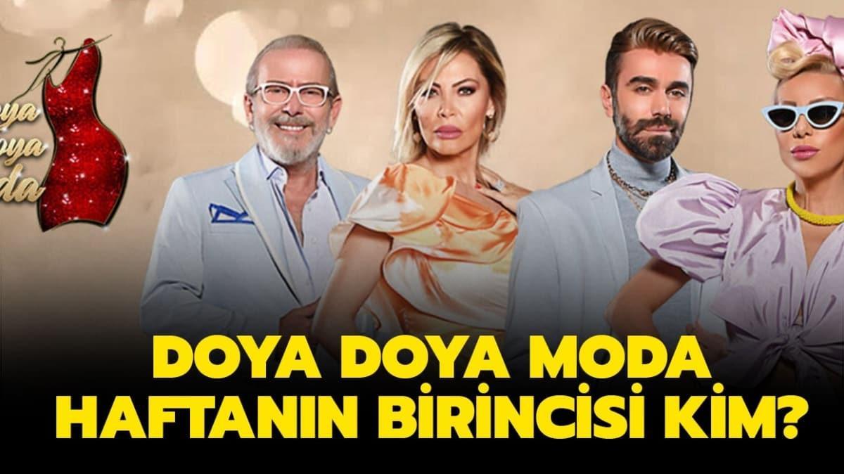 Doya Doya Moda 26 Haziran birincisi açıklandı!