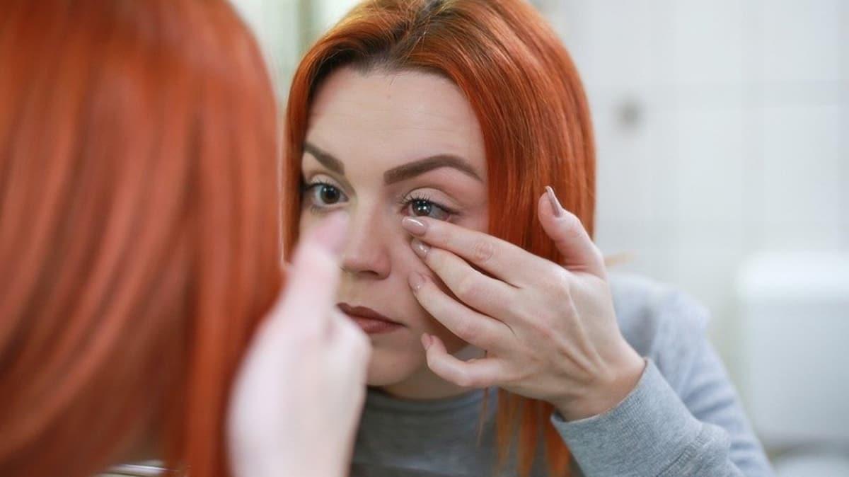 Uzmanlar uyardı: Virüs sürecinde lens kullanmak tehlikeli olabilir!