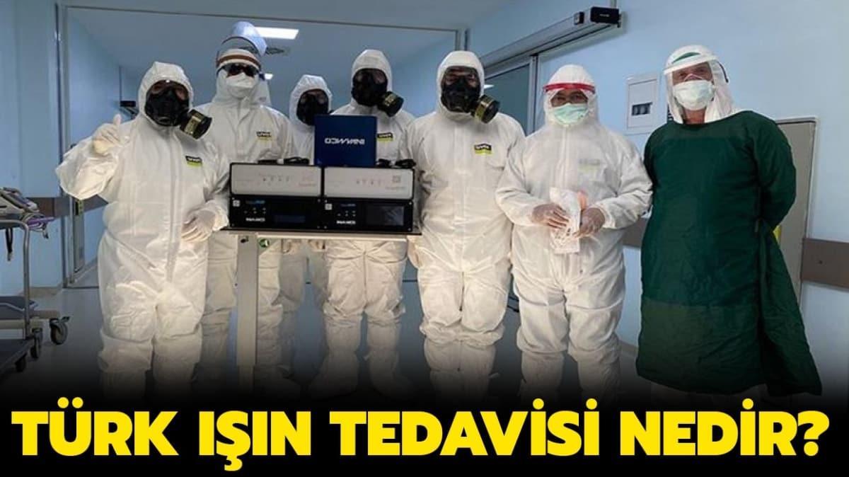 """Türk Işın Tedavisi nedir, ne işe yarar"""" Türk Işın Tedavisi coronavirüste etkili mi"""""""