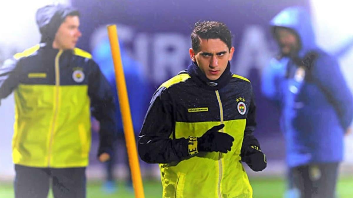 Fenerbahçe'de Ömer Faruk Beyaz sahaya çıkıyor
