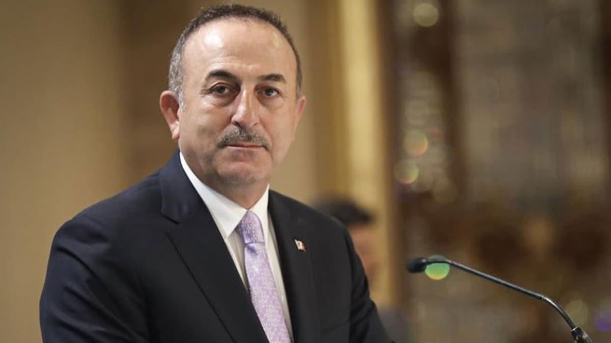 Dışişleri Bakanı Mevlüt Çavuşoğlu: G.Doğu Avrupa'nın yeni dönem başkanı Türkiye