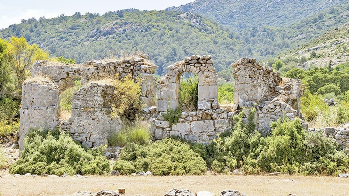 Antik kent ninelere emanet