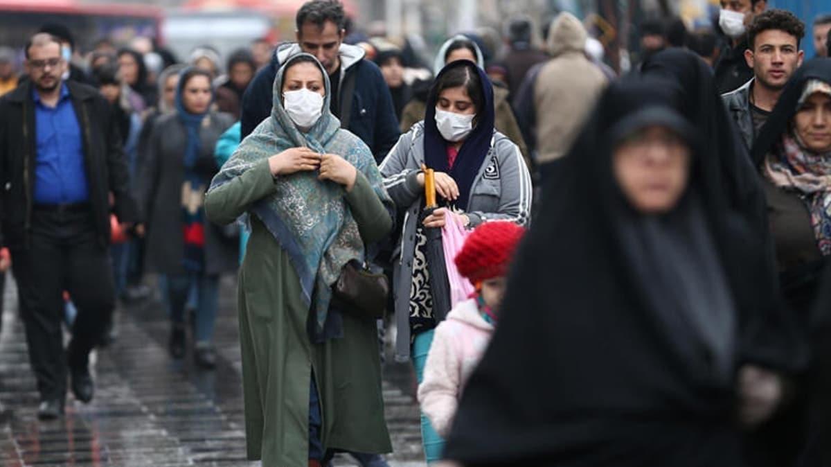 İran'da durum çok vahim: Her 33 saniyede bir kişi korona kapıyor