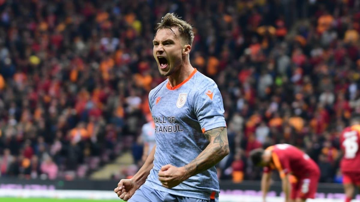 Medipol Başakşehir tek eksikle Galatasaray'ı konuk ediyor