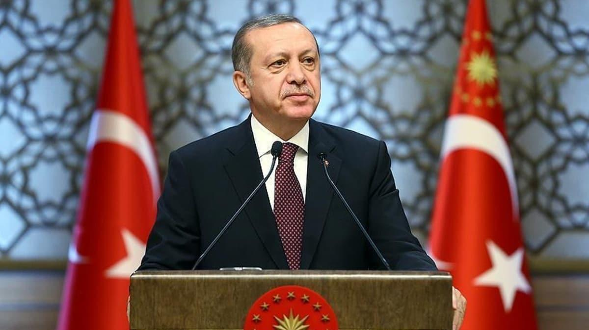 Başkan Erdoğan, YKS'ye girecek öğrencilere sosyal medya hesabından başarı diledi