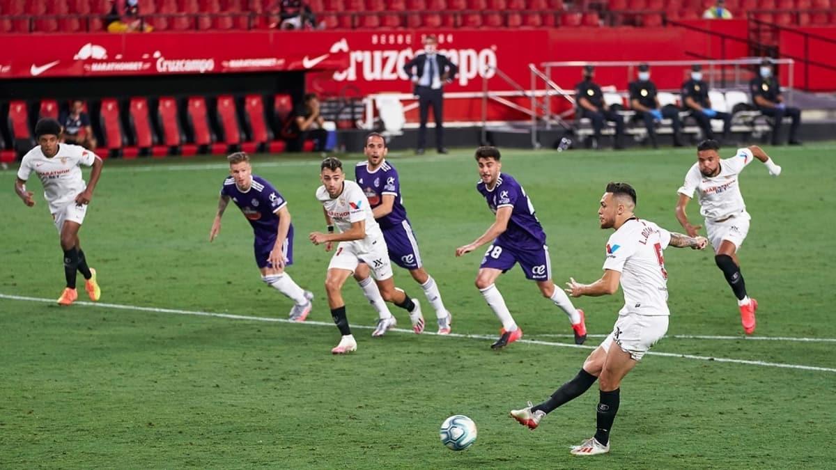 Valladolid'den Sevilla'ya 3.'lük çelmesi
