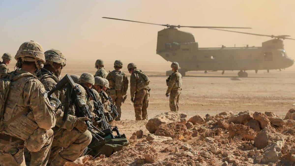 Amerikan basını duyurdu... Afganistan'dan 4 binden fazla ABD askeri çekilecek