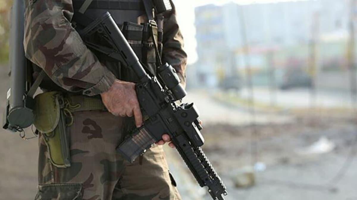 İçişleri duyurdu: Mardin'de 1 terörist yakalandı