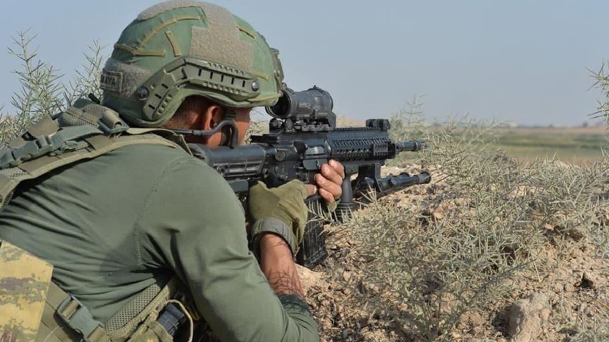 Tunceli kırsalında 3 terörist silahlarıyla birlikte etkisiz hale getirildi