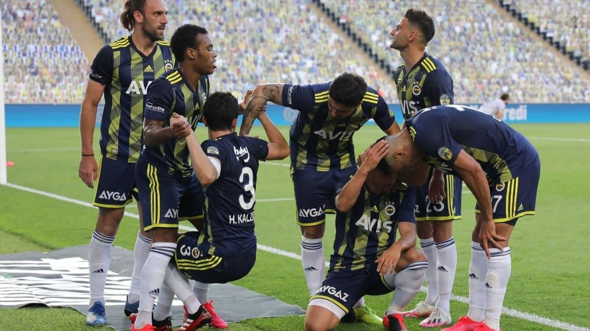 Fenerbahçe son nefeste! 3-2