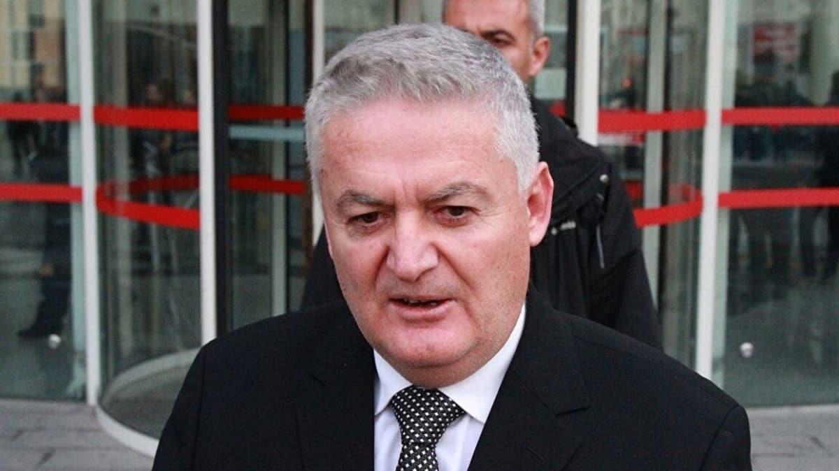 Emekli askeri hakim albay Ahmet Zeki Üçok hakkında karar verildi!