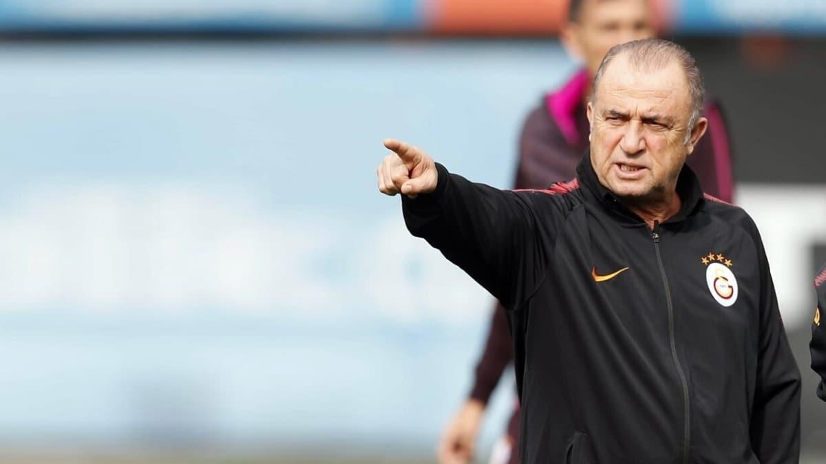 Fatih Terim Başakşehir maçında en çok ona güveniyor