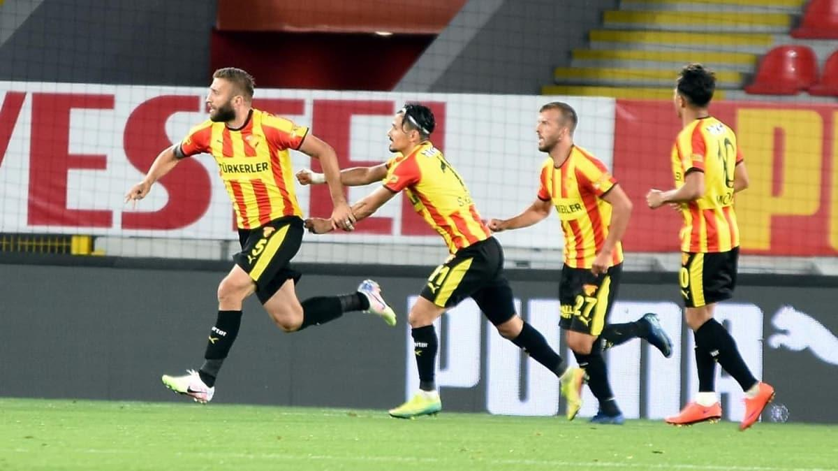 6 gollük maçta Göztepe 1 puanı uzatmalarda kurtardı!
