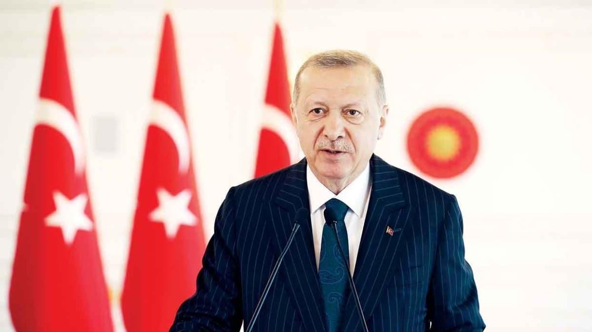 Başkan Erdoğan: Kıdem tazminatı kalıcı sisteme bağlanacak
