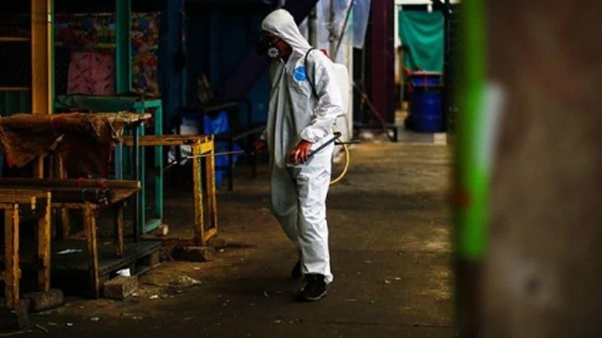 Brezilya, Meksika ve Hindistan'da koronavirüs salgınında son durum