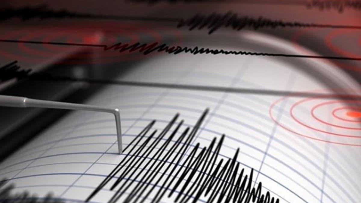 Datça'da 4.2 şiddetinde deprem! Bodrum ve Marmaris'te de hissedildi