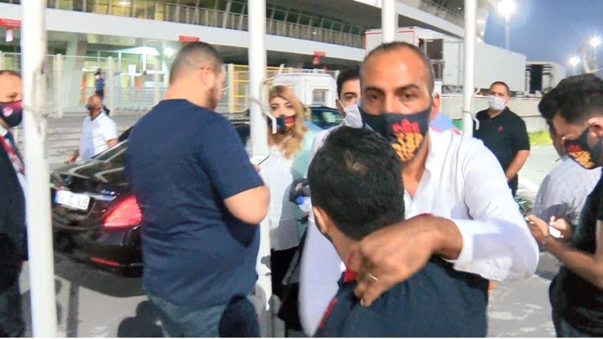 """Kayserispor Başkanı: """"Mensah için yurt içi ve yurt dışından teklifler var"""""""