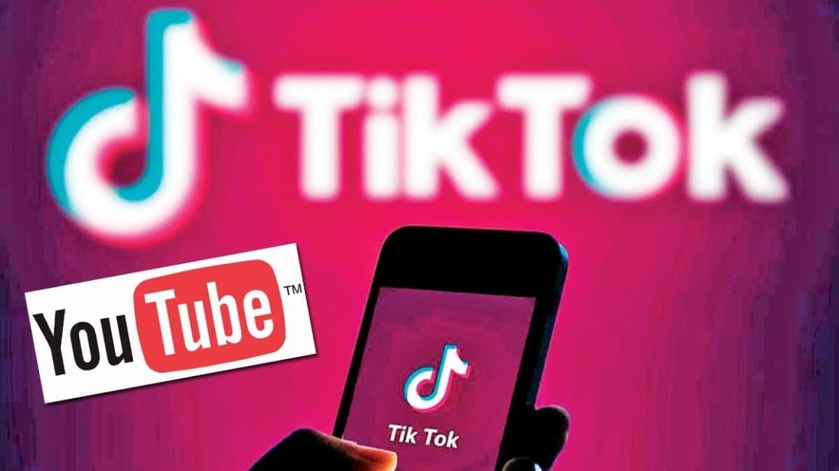 TikTok'a rakip geliyor! YouTube, Shorts uygulamasının testine başladı