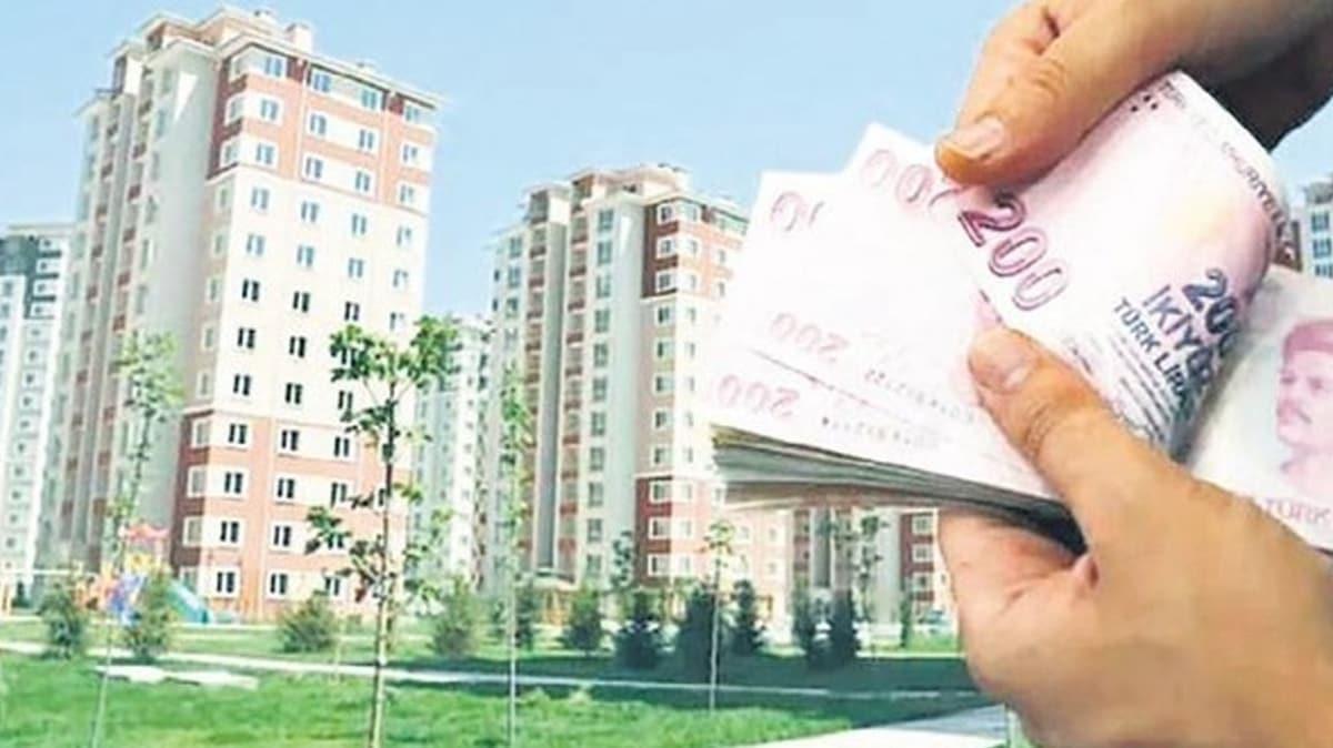 1 Haziran'dan itibaren 93 bin kredili konut satıldı
