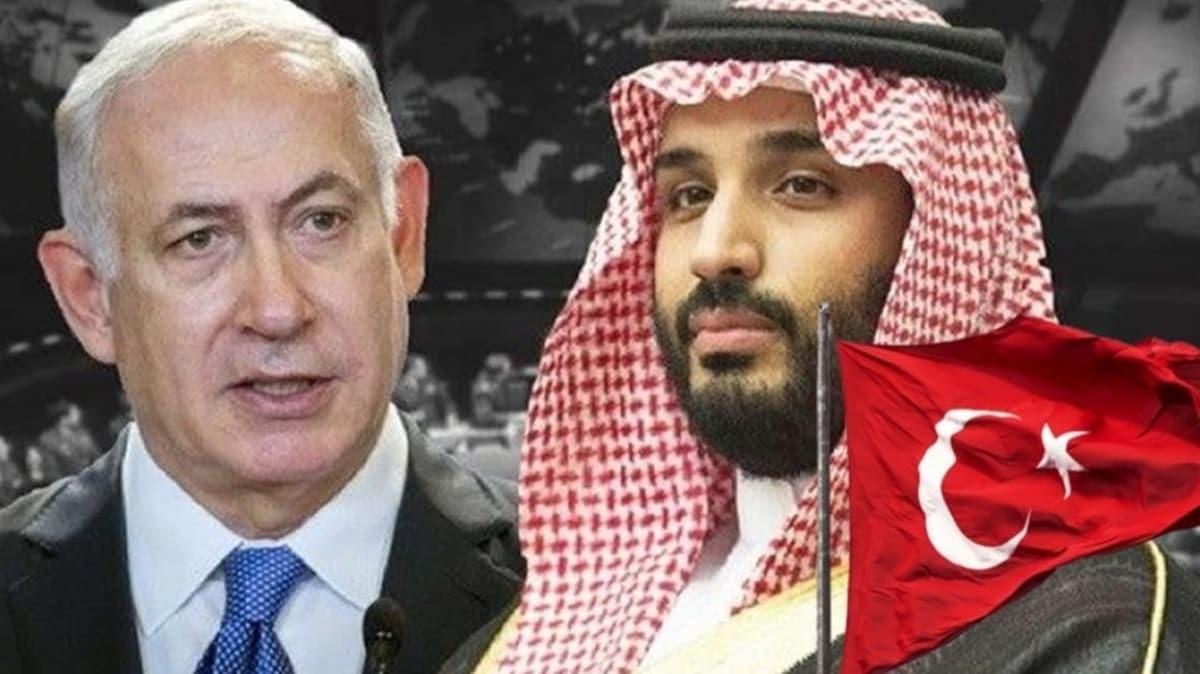 İsrail-Suudi Arabistan arasında gizli 'Türkiye' toplantısı