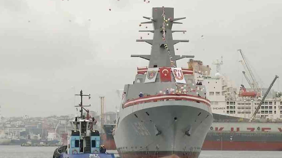 Teslim tarihi belli oldu! Donanma TCG Ufuk'u bekliyor