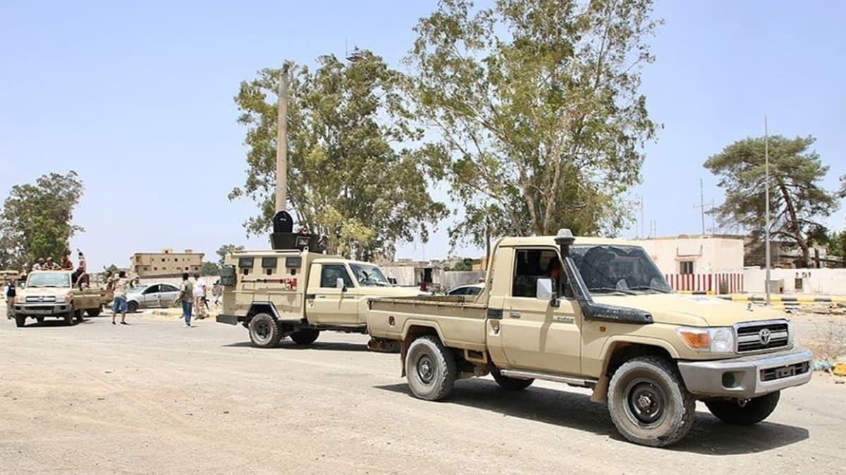 Libya ordusu açıkladı: Sirte ve Cufra'yı paralı askerlerden temizlemek zorunluluk oldu