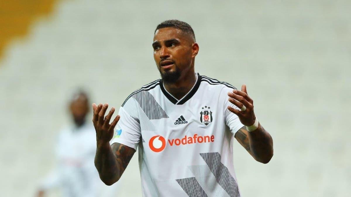 Beşiktaş, Kevin Prince Boeteng ile yollarını ayırma kararı aldı