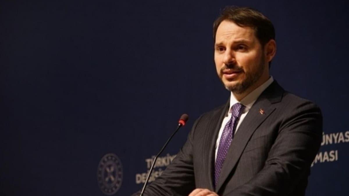 Bakan Albayrak: Türkiye'nin ekonomisine güven artıyor