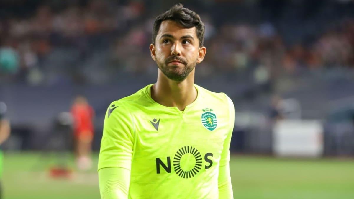 Galatasaray'da aranan 1 numara Renan Ribeiro