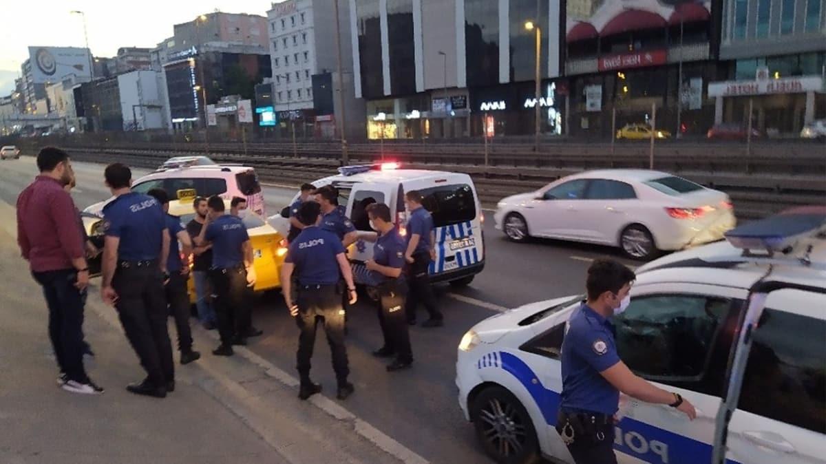 Bakırköy'de rehine alarmı! Bombalı saldırı tehdidinde bulundular