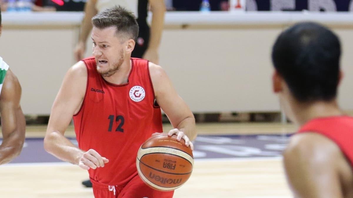 Gaziantep Basketbol, Sarunas Vasiliauskas ile yollarını ayırdı