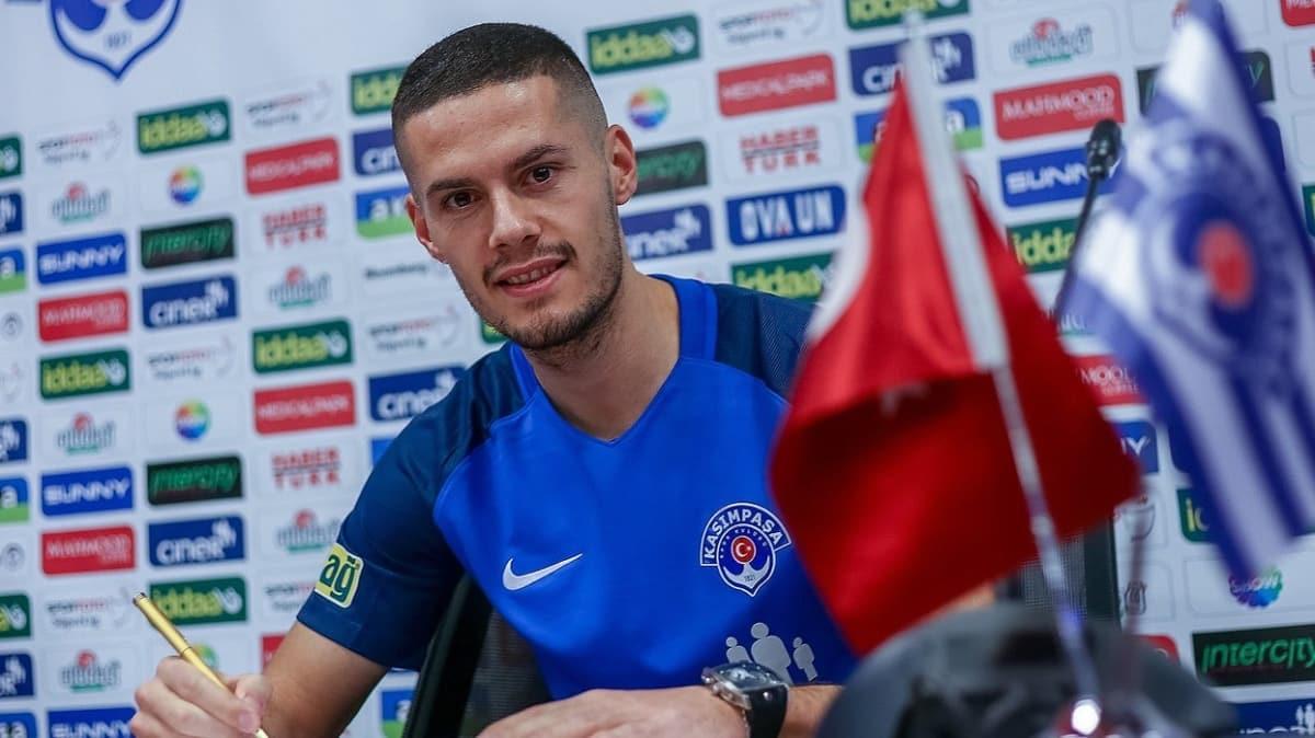 Haris Hajradinovic: Beşiktaş'ta oynamak isterim