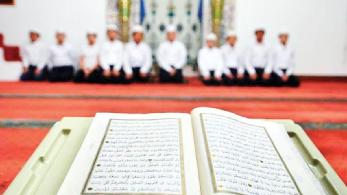 Yaz Kur'an Kursları uzaktan eğitimle verilecek
