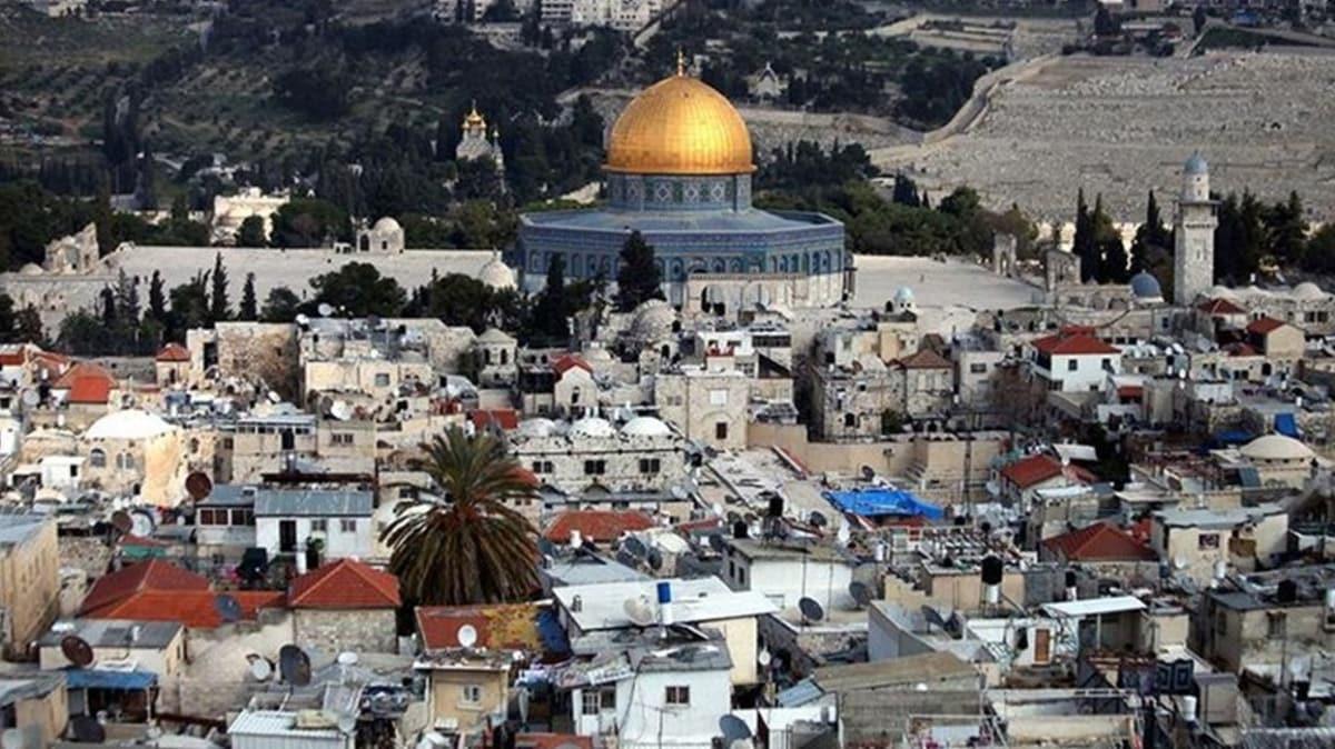 Ürdün'den İsrail'e 'Kudüs'ün kimliğini değiştirmeyi durdurun' çağrısı