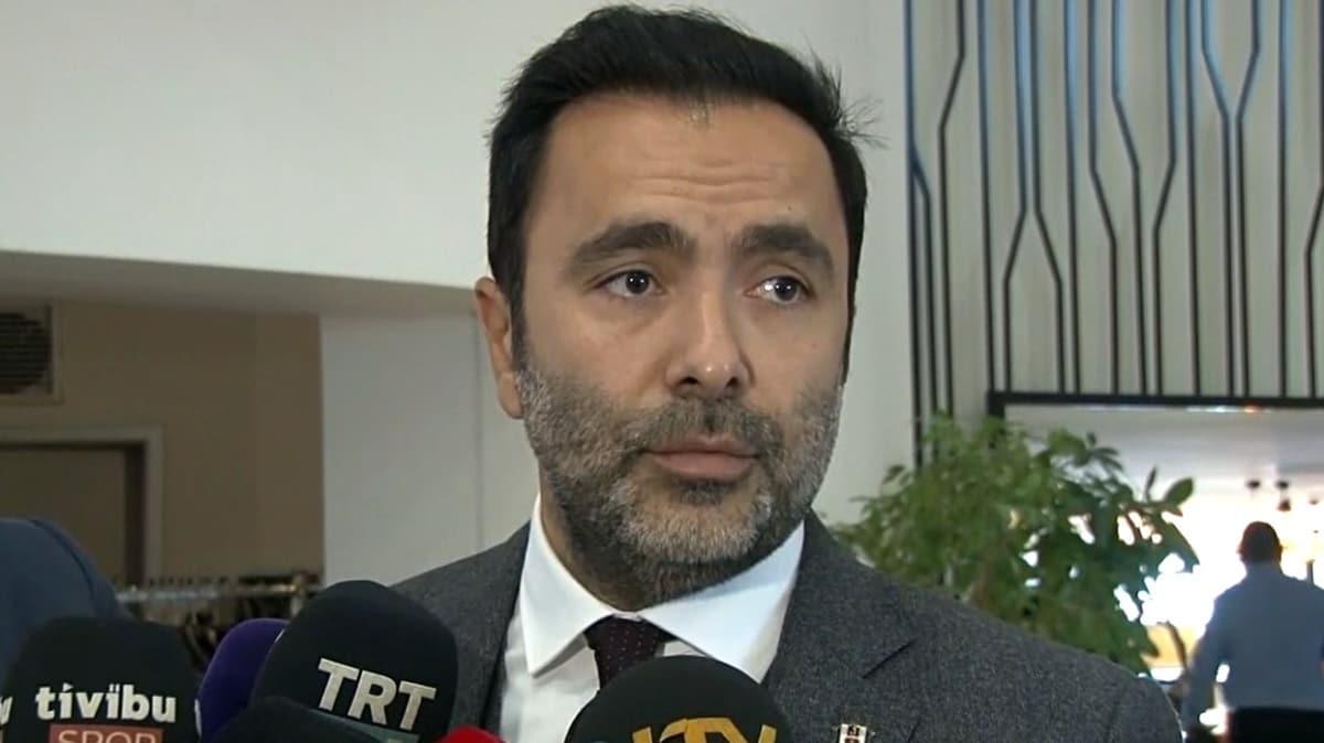 Beşiktaş'tan Fikret Orman yönetimine taş: Elimizde plansız yapılmış bir kadro var