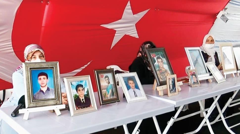 301. günde 135 ile evladını istiyor! 'Kızımı HDP kaçırdı almadan gitmem'