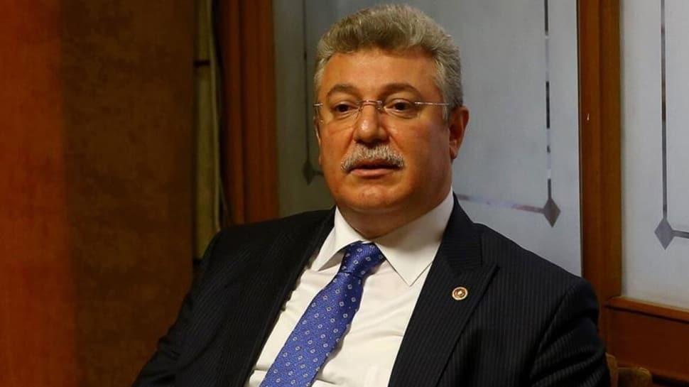 AK Parti Grup Başkanvekili Akbaşoğlu koronavirüse yakalandı