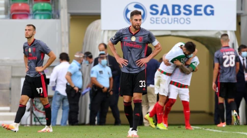 Benfica'da düşüş durdurulamıyor