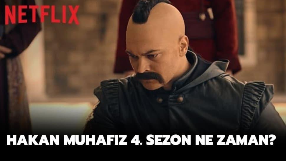 """Hakan Muhafız 4. sezon tarihi belli oldu! Hakan Muhafız yeni sezon ne zaman"""""""