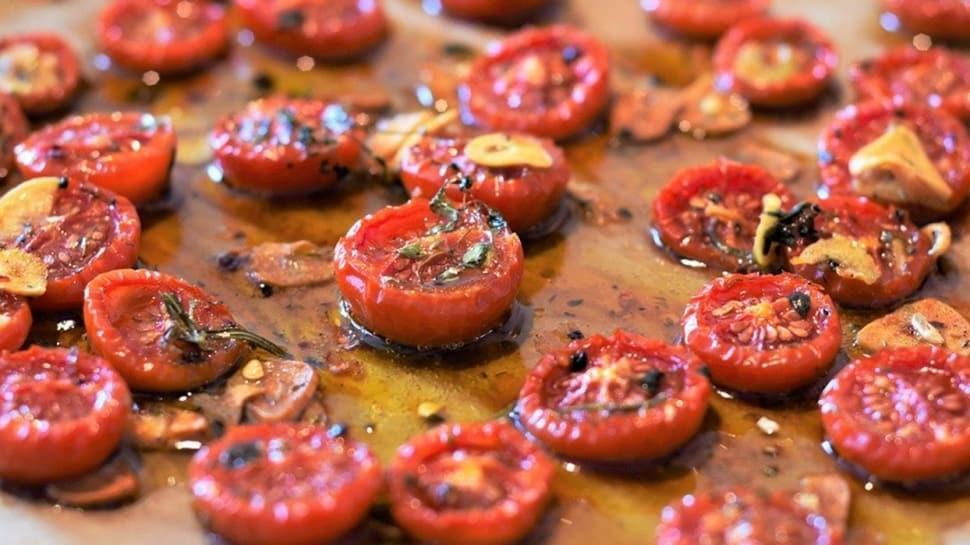 Evde domates kurutmanın 5 kolay yolu