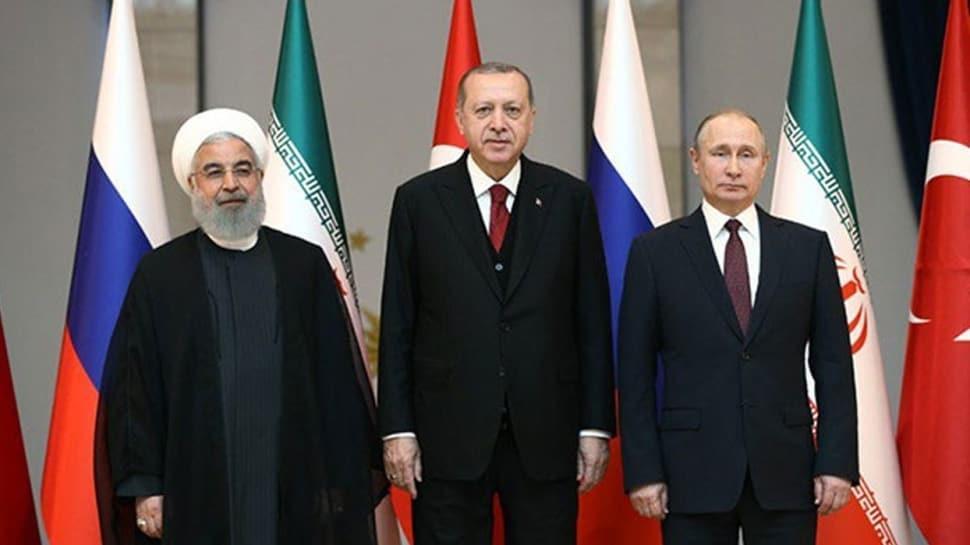 Başkan Erdoğan, Putin ve Ruhani ile görüşecek