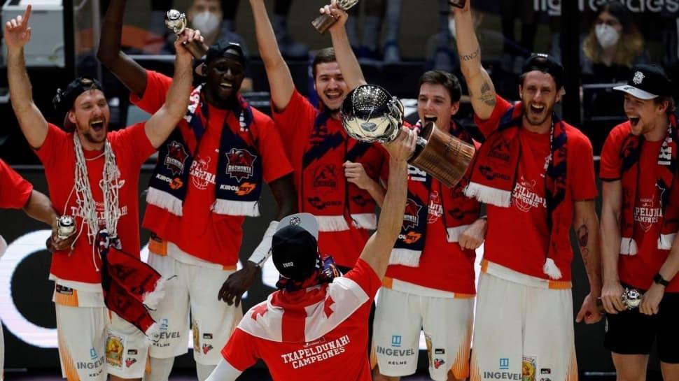 İspanya'da şampiyon Baskonia