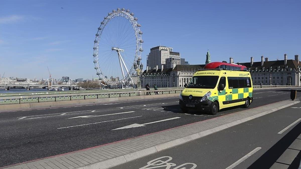 İngiltere'de koronavirüsten ölenlerin sayısı 43 bin 730'a çıktı