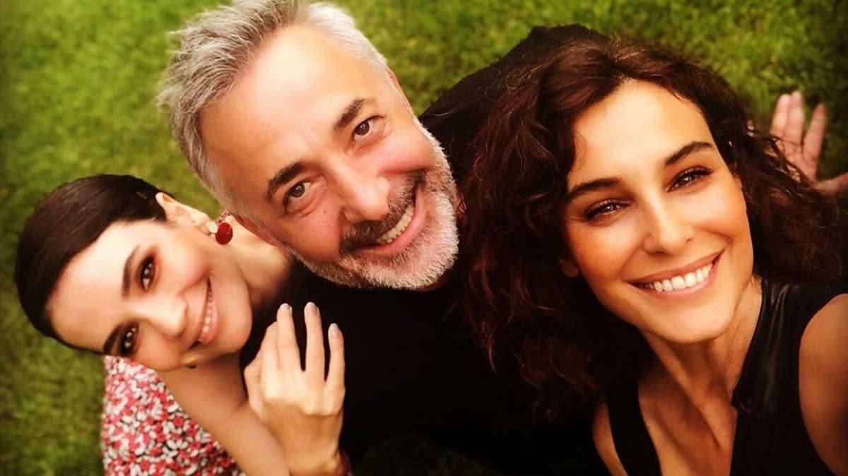 Songül Öden, Mehmet Aslantuğ-Arzum Onan çiftiyle buluştu: Seçilmiş akrabalık çok kıymetlidir!