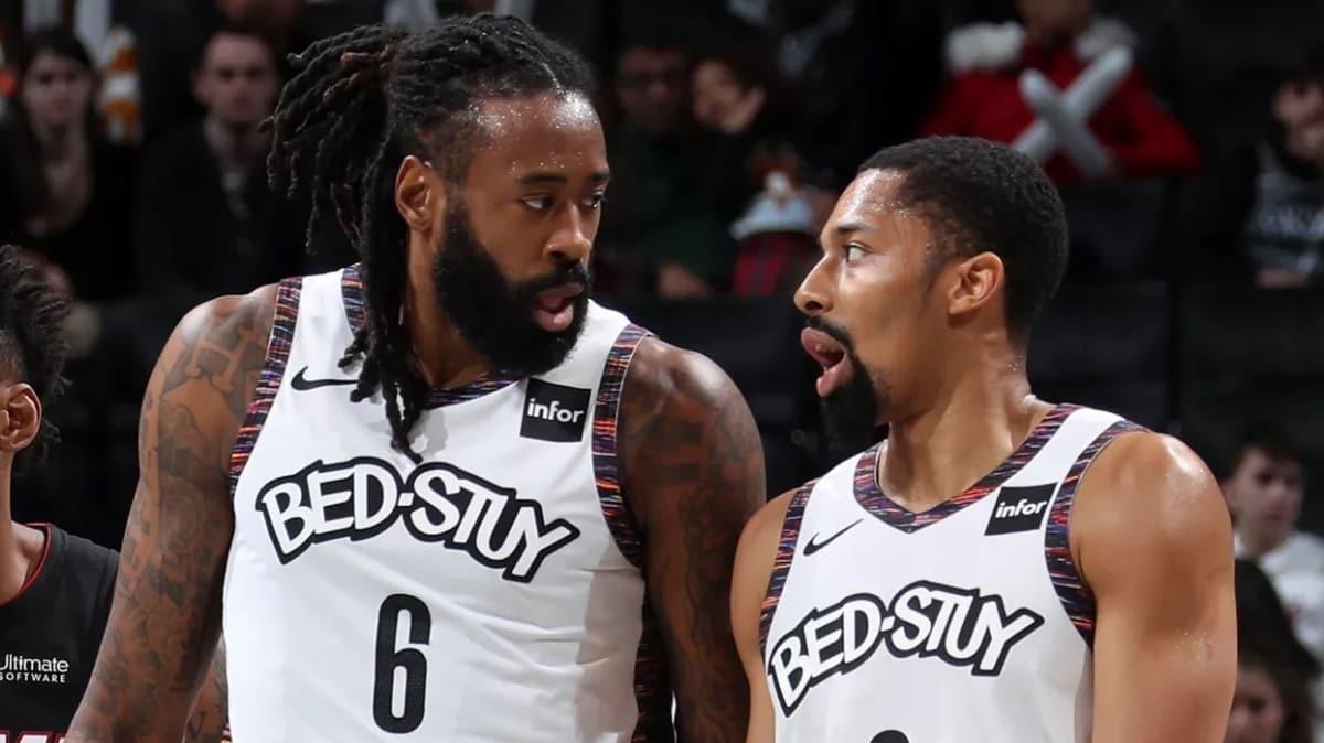 Brooklyn Nets'te 2 oyuncu koronavirüse yakalandı