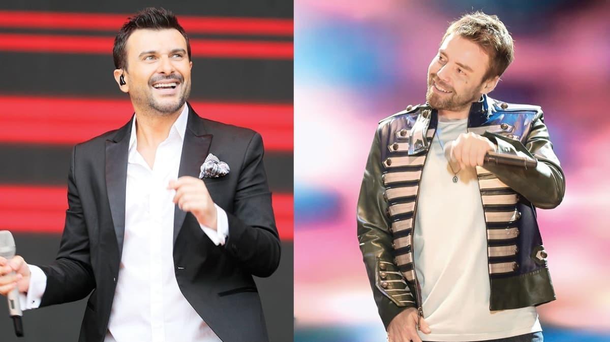Gökhan Tepe ve Murat Dalkılıç'ın şarkıları Yeditepe'den