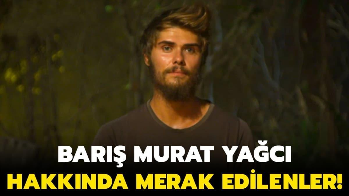Barış Murat Yağcı hayatı ve biyografisi