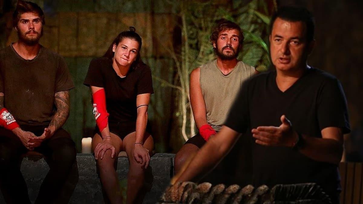Acun Ilıcalı, Survivor ekibiyle canlı yayını kopunca final tüyosunu verdi!